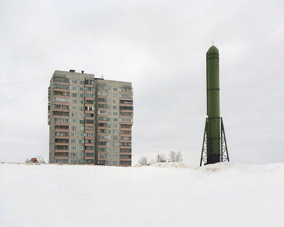 V Dzeržinsku se vyráběly raketové pohony.