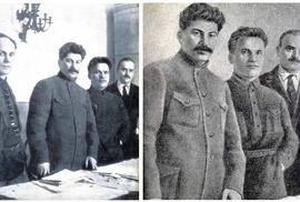 Ruský bizár: Jak sověti vymysleli Photoshop a nechali mizet soudruhy. Poznáte fota před a po úpravě?