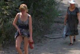 Zbraně, sex i mrtvola na ulici. Ruský bizár očima kamer Google Street view