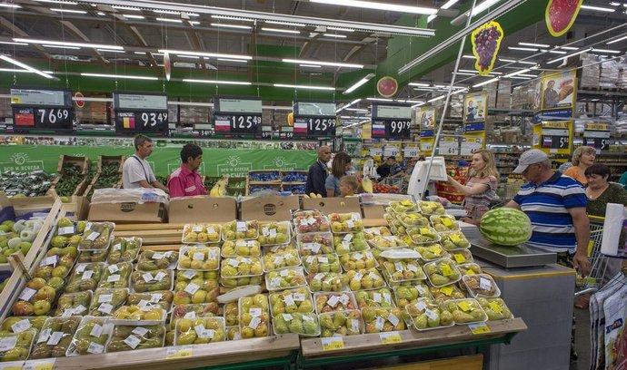 Ruský obchod s jídlem