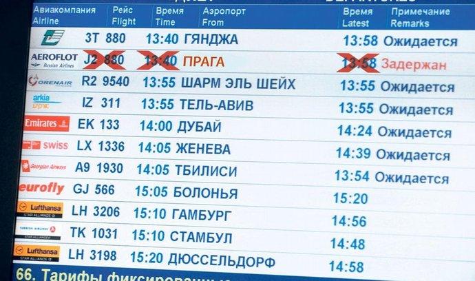 Ruští turisté