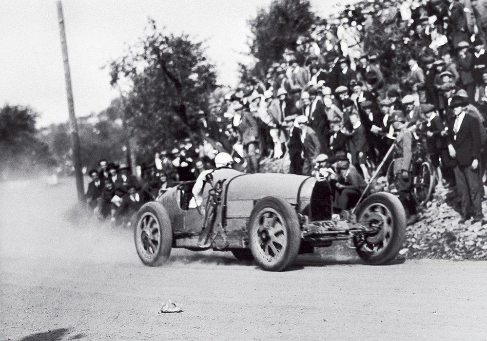 Závod Zbraslav–Jíloviště (rok 1927)