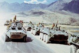 Moderní dějiny Afghánistánu jsou téměř stále jenom válka, míru si země moc neužila