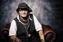 """Johnny Depp: """"Hollywood je jedno velké bratrstvo, plné velkých peněz..."""""""