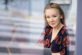 Situace kolem zákazu potratů nám paradoxně může pomoci, říká polská prozaička a…