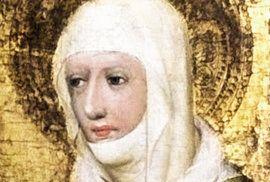 Svatá Ludmila: V počátcích Přemyslovců významně ovlivňovala Čechy. Proto byla zřejmě zavražděna
