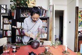 Co napadá Ondřeje Kobzu: Vaříme s ikebanou