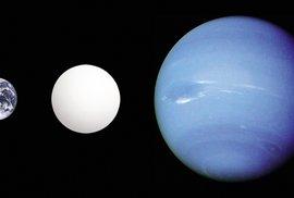 Dobrodružství poznání: Devátá planeta může být černá díra
