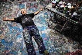 Malíř Rittstein: Sousedské vztahy jsou nejdůležitější, nerad bych je utopil v té…
