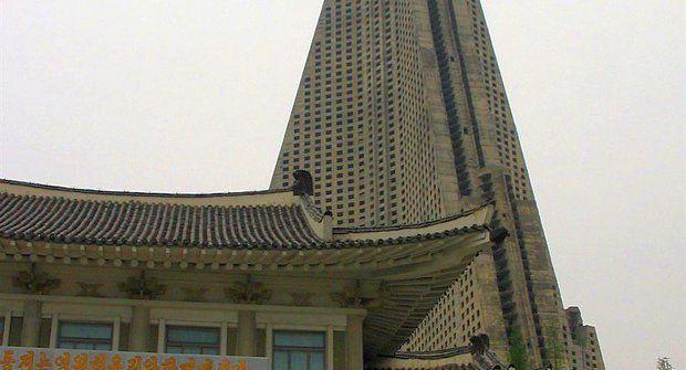 Nejbláznivější mrakodrap na světě