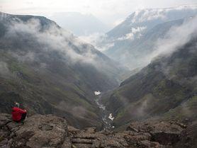 Ryzí příroda uprostřed Ruska. Náhorní plošina Putorana nabízí úchvatná panoramata