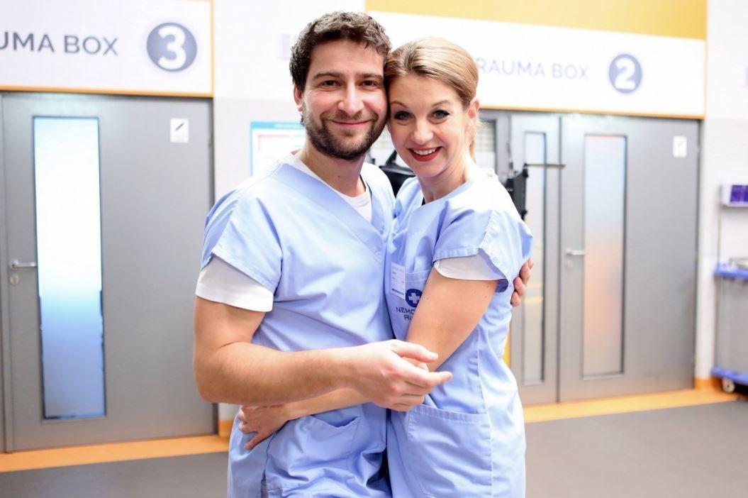 Sabina Laurinová s Markem Němcem tvořili krásný pár