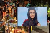 Krásnou učitelku Sabinu (†28) našli mrtvou v parku: Zavraždili ji, když šla na rande!