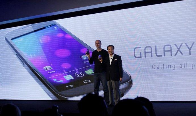 Samsung, Galaxy Nexus