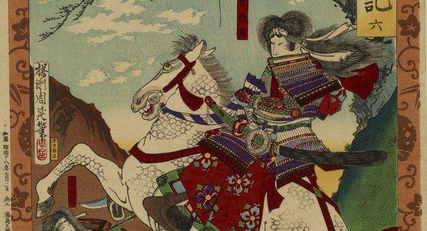 Elitní válečníci historie: Samurajové