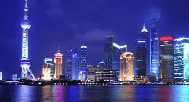 Čínské superměsto