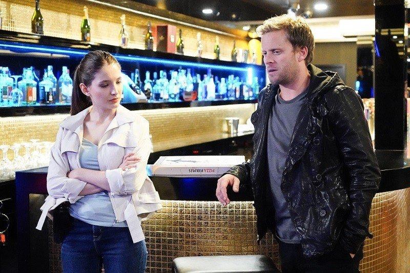 Ke sblížení došlo během natáčení seriálu Dvojka na zabití.
