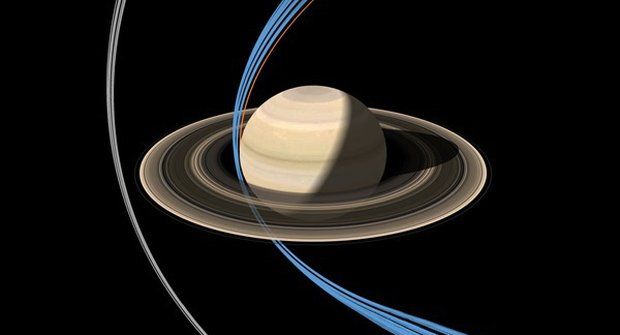 Sonda Cassini: Konec se blíží