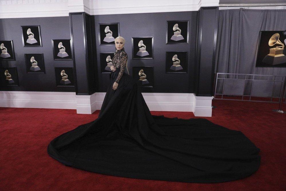 Lady Gaga na Grammy Awards (2018)