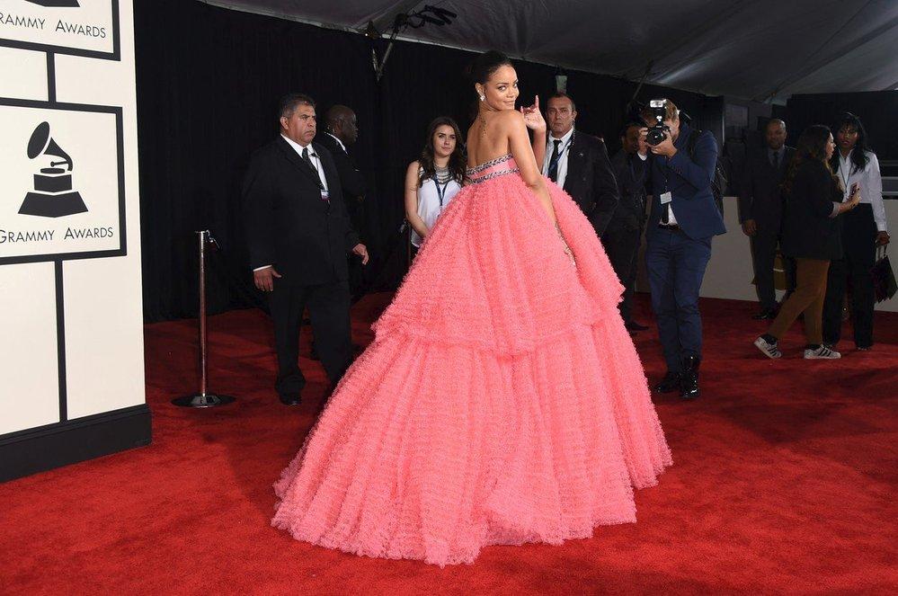Rihanna na Grammy Awards (2015)