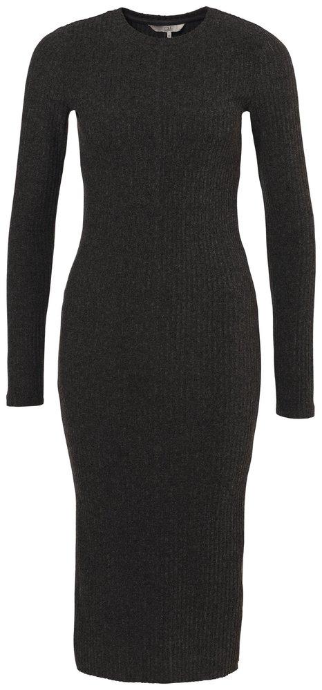 Černé úzké šaty, C&A, 350 Kč