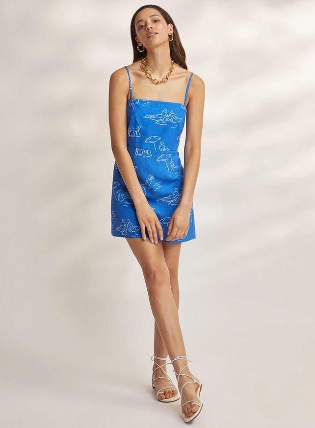 Mini šaty, Kitri Studio, 125 GBP