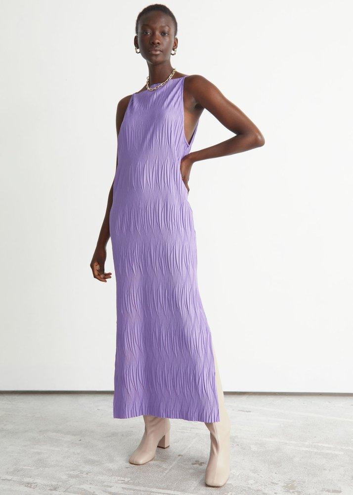 Plisované šaty, & Other Stories, 59 EUR