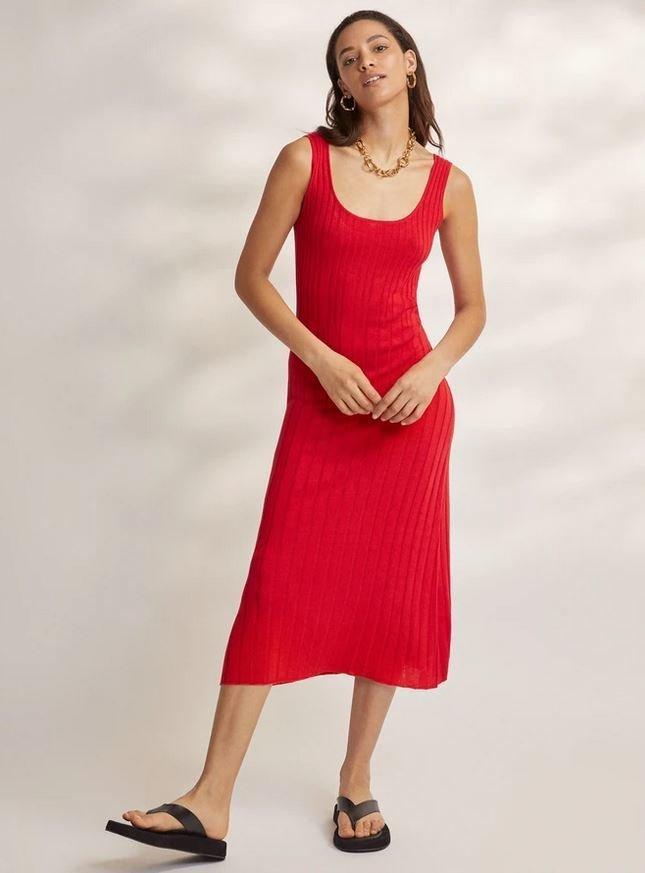 Úpletové šaty, Kitri Studio, 145 GBP