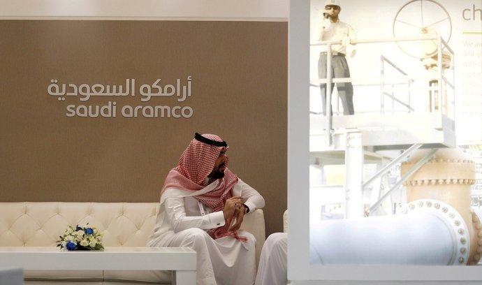 Saudi Aramco, ilustrační foto