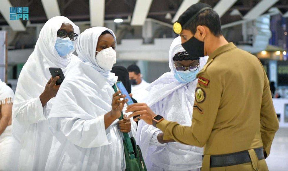 Koronavirus v Saúdské Arábii