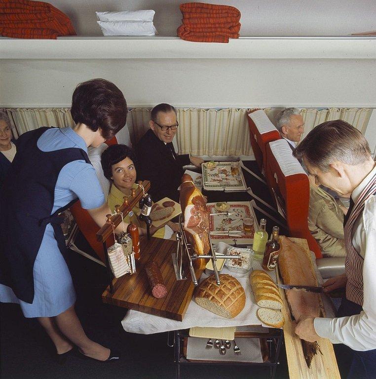 SAS Scandinavian Airlines, 1969
