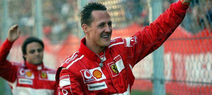 Ikona F1 Schumacher je dál ve vegetativním stavu: Mlčení a skepse