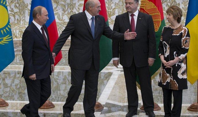 Schůzka v Minsku