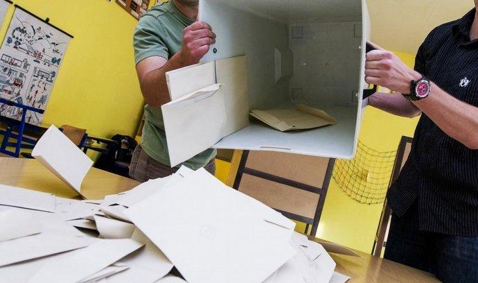 Sčítání volebních lístků