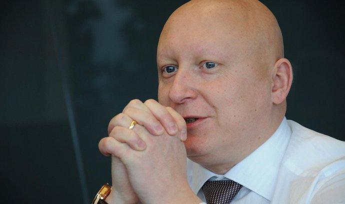 Šéf ČEZu Daniel Beneš bude řídit dva nové týmy - Provoz a Rozvoj