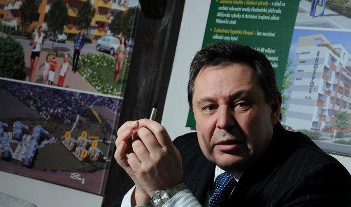 Šéf Ekospolu Evžen Korec