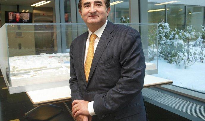 šéf firmy Orco Jean-François Ott