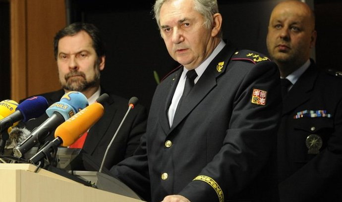 Šéf hasičů Miroslav Štěpán