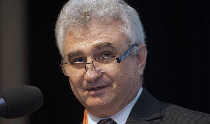 šéf Senátu Milan Štěch