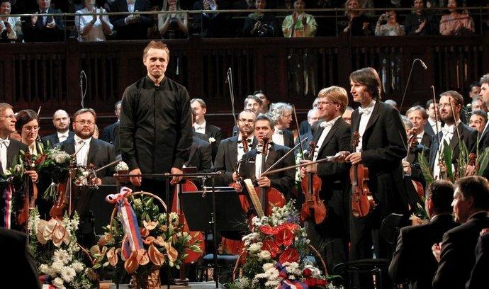 Šéfdirigent Vasilij Petrenko