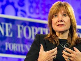"""Šéfka General Motors Mary Barraová v roli """"zelené"""" dámy v """"nezeleném"""" autoprůmyslu"""