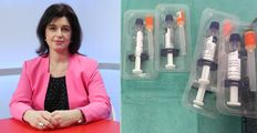 Šéfka SÚKL: Očkovat proti chřipce a covidu v jeden den lze. A jakou mají vakcíny účinnost?