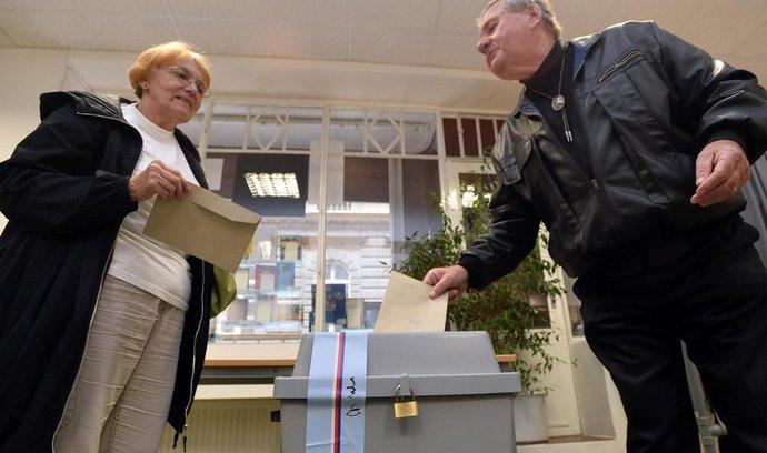 Senátní volby 2014