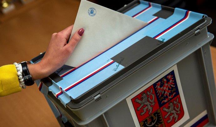 Na podzim proběhnou další krajské a senátní volby.