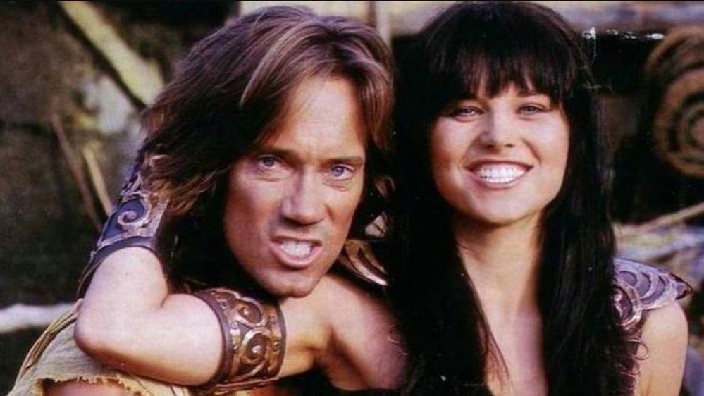 Hercules a Xena