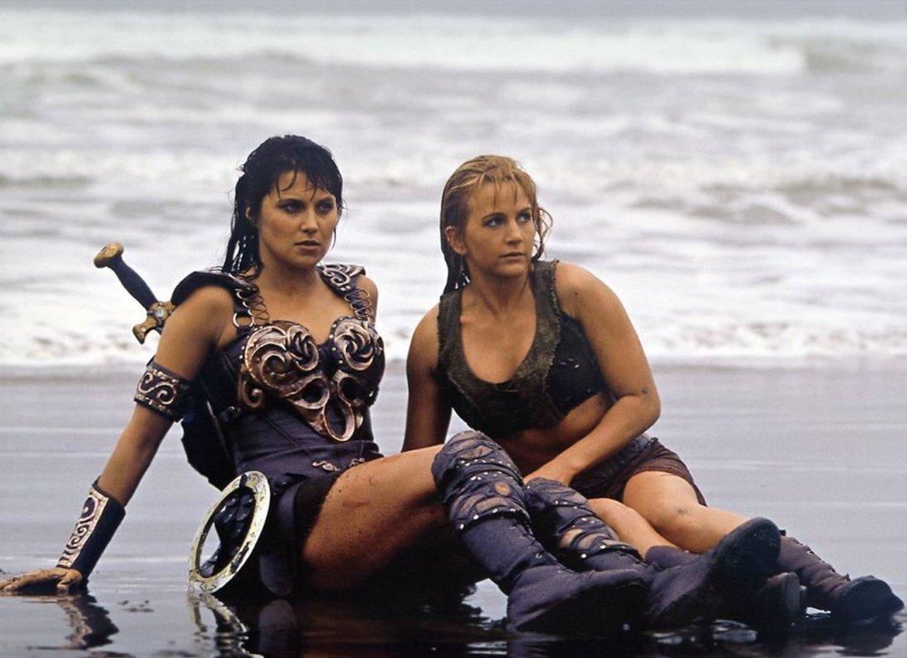Xena a Gabriela