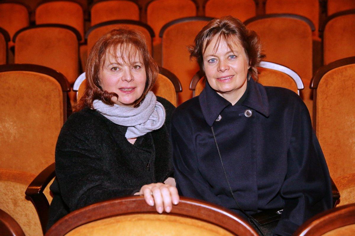 Sestry Libuše a Miroslava Šafránkovy