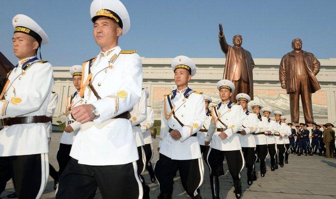Severní Korea (ilustrační foto)