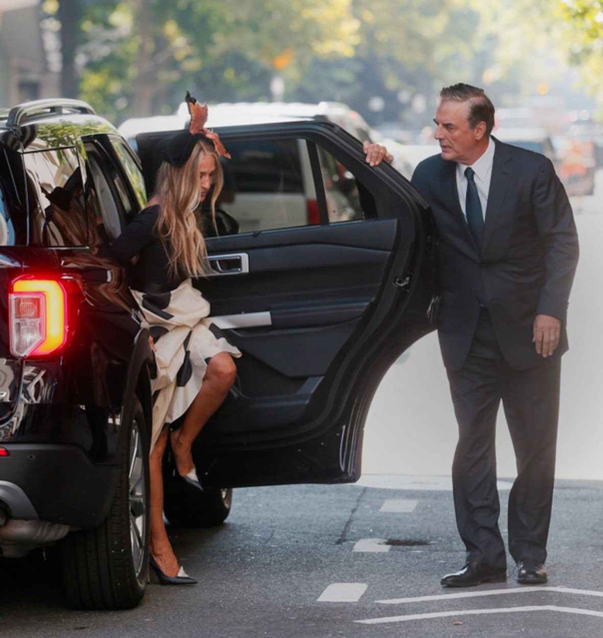 Setkání, na které všichni čekali: Carrie Bradshaw a Božský opět spolu