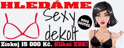 Sexy dekolt